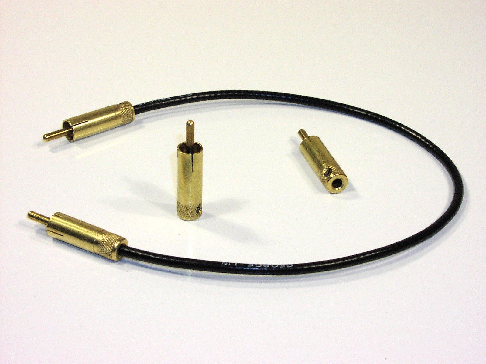 .155 George L's RCA Plug