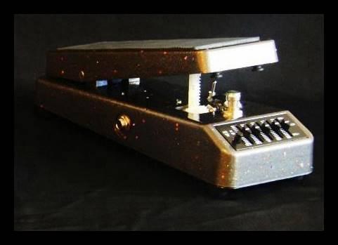 RMC 8 Guitar Eqwahlyzer