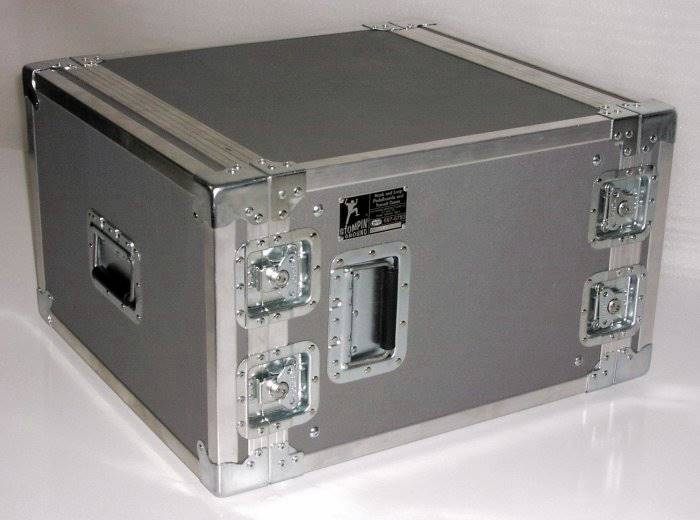 8u EZ-Shock Rackmount
