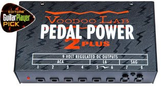 voodoo lab pedal power 2+ plus editors pick