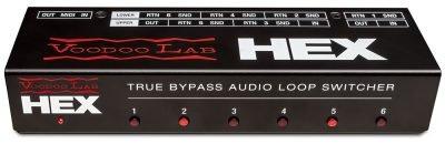 voodoo-lab-hex-true-bypass-audio-loop-switcher-front